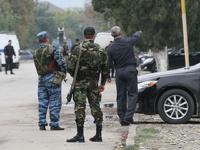 Около чеченского ОВД террористы взорвали 60 кг тротила