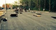 Скейт-парк в Тамбове откроют без опозданий