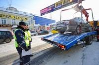 Медведев предложил избавить ГИБДД от контроля за парковками