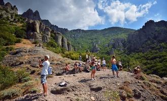 Число отдохнувших с начала года в Крыму туристов превысило 4 миллиона