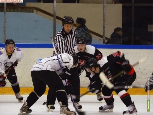 Тамбовские хоккеисты стали обладателями Кубка РХЛ