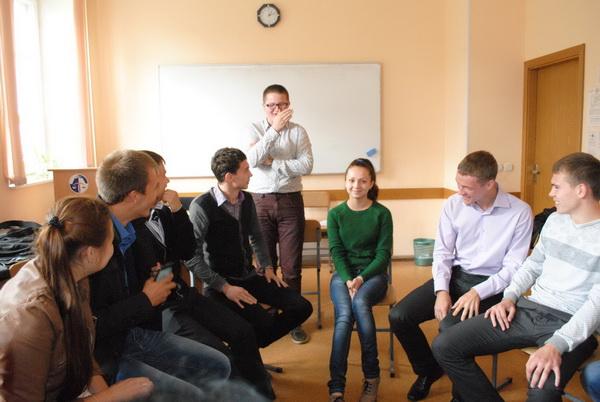 Московские специалисты проведут тренинг для студентов