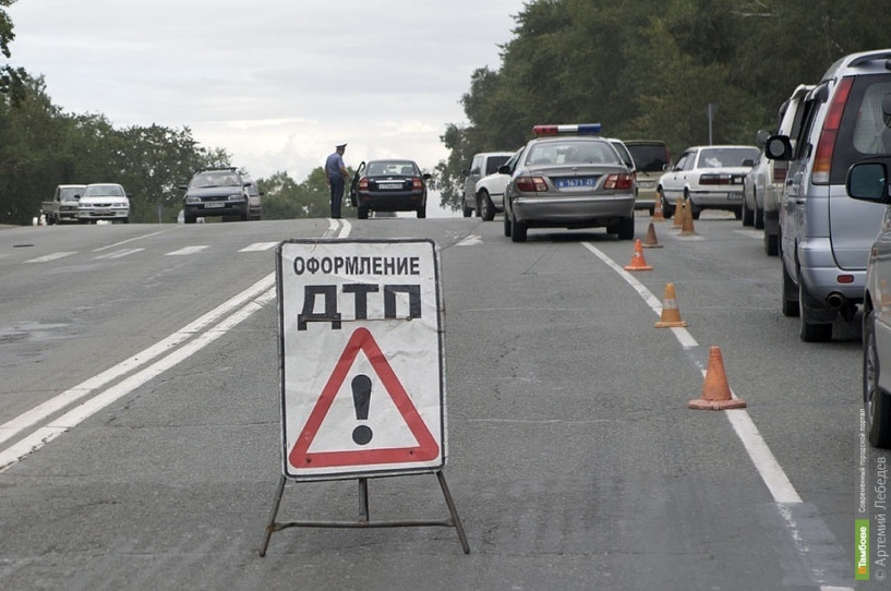 В ДТП на Тамбовщине один человек погиб и ещё четверо - пострадали