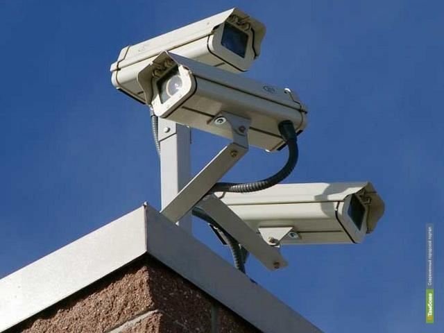 За основными дорогами Мичуринска будут следить камеры
