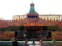 Мавзолей Ленина закрылся на ремонт