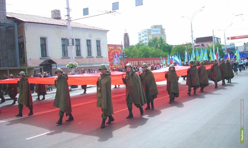 9 мая тамбовчане смогут увидеть лица своих героев