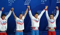Россияне стали недосягаемы в медальном зачете Универсиады
