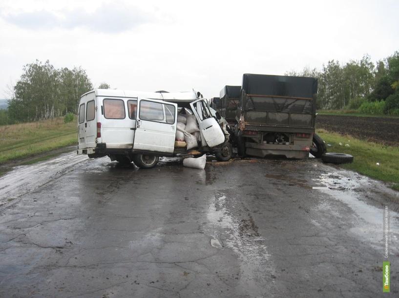 За неделю на дорогах Тамбовщины погибли 3 пешехода
