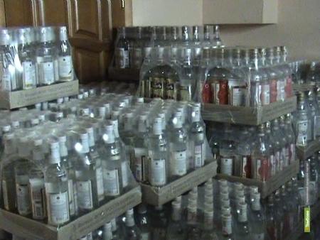 В Тамбовской области закрыли три подпольных «алкомаркета»