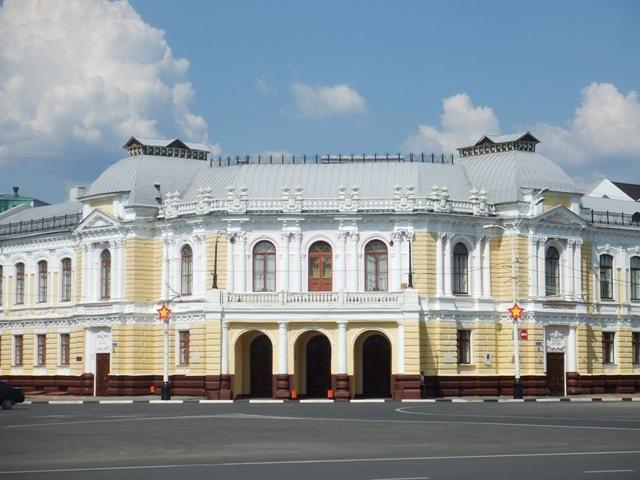 Тамбовский драмтеатр отпраздновал 228-й день рождения