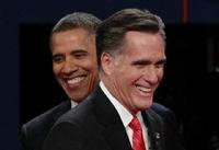 Выборы президента в США: Обама пока уступает Ромни