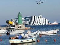 6 пассажиров Costa Concordia оценили моральный ущерб в 460 млн