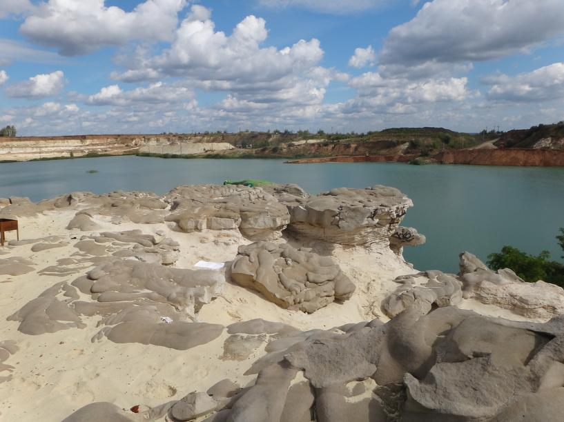 В прошлом году полезные ископаемые обогатили бюджет области на 8 миллионов рублей
