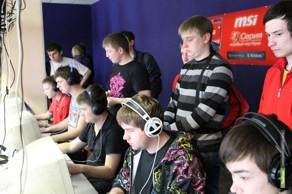 Тамбовские геймеры привезли «серебро» с турнира по «Counter-Strike»