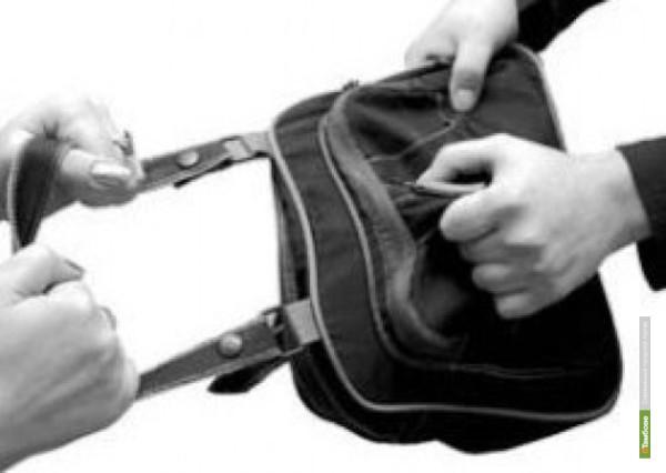 Мичуринские полицейские задержали грабителя, напавшего на девушку