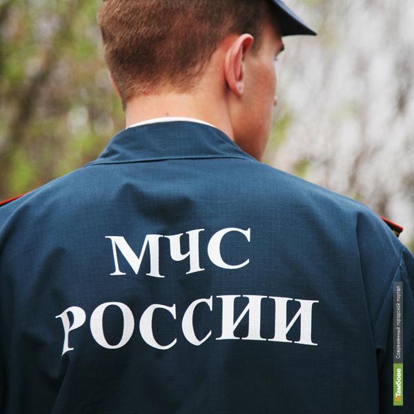 """ВТамбове от огня пострадал магазин """"Астарта"""""""