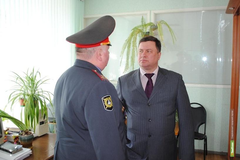 Григорий Гоман дал новый «дом» кирсановским полицейским