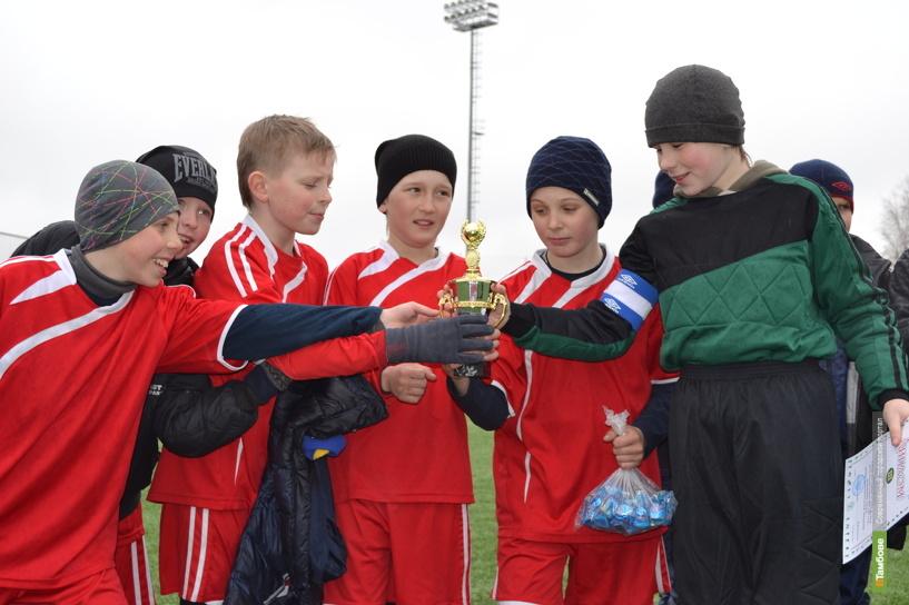 Турнир по мини-футболу в Тамбове: фоторепортаж