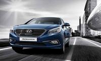 Hyundai показали новое поколение «Сонаты»