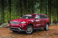 В Jeep подвели глазки новому Grand Cherokee