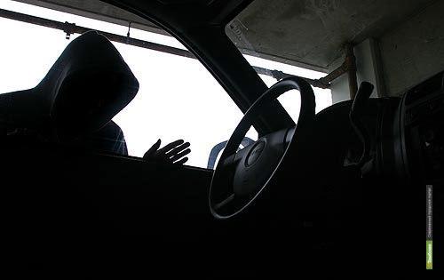 ВТамбове молодые люди угнали машину, чтобы добраться до дома
