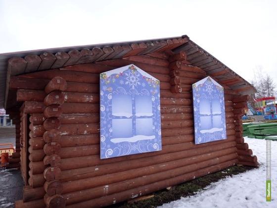 В предстоящие выходные тамбовский Дед Мороз заступает на новогоднюю вахту