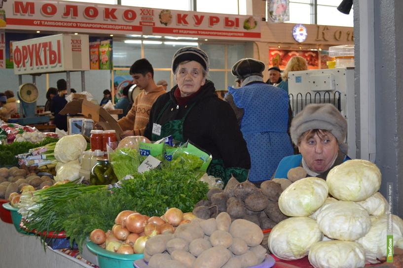 Региональные власти планируют накормить тамбовчан собственной картошкой