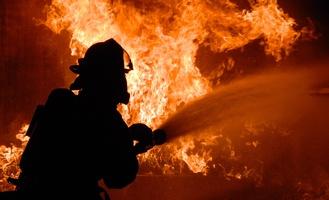 В Моршанском районе сгорел жилой дом