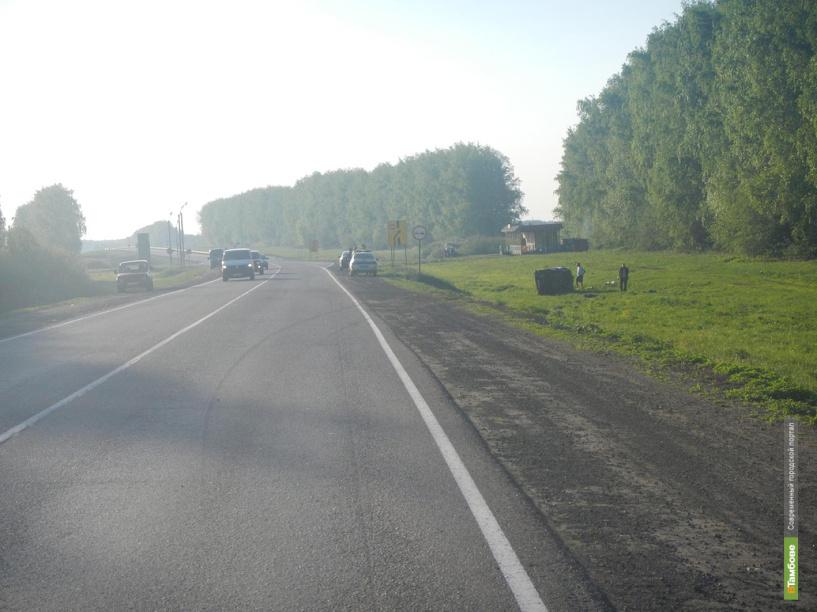 В ДТП на территории Тамбовского района погиб человек