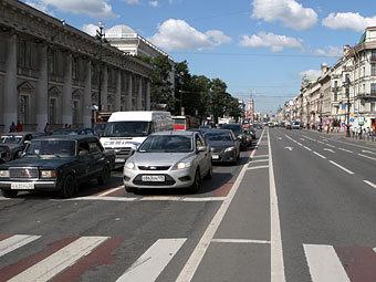 Страховщики назвали любимые города автоугонщиков