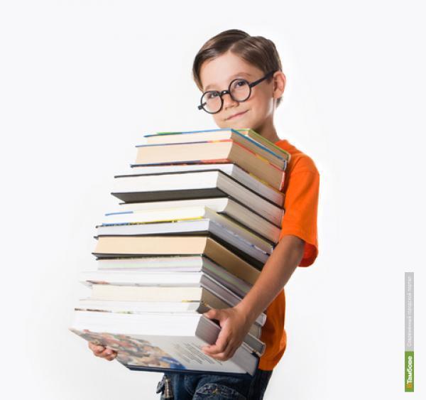 На закупку учебников в Тамбовской области потратили 35 миллионов рублей