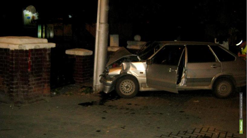 После ДТП тамбовчанин попал в Рязанскую областную больницу