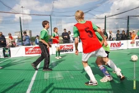 Юные тамбовские футболисты могут поехать на стажировку в итальянский «Милан»