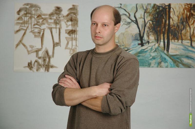 В Тамбове откроется выставка Андрея Ельцова