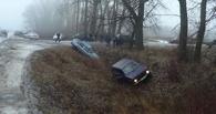 В результате ДТП в Мичуринском районе водитель получил серьёзную травму