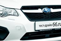 Новая Subaru Impreza: мал золотник. Да дорог!
