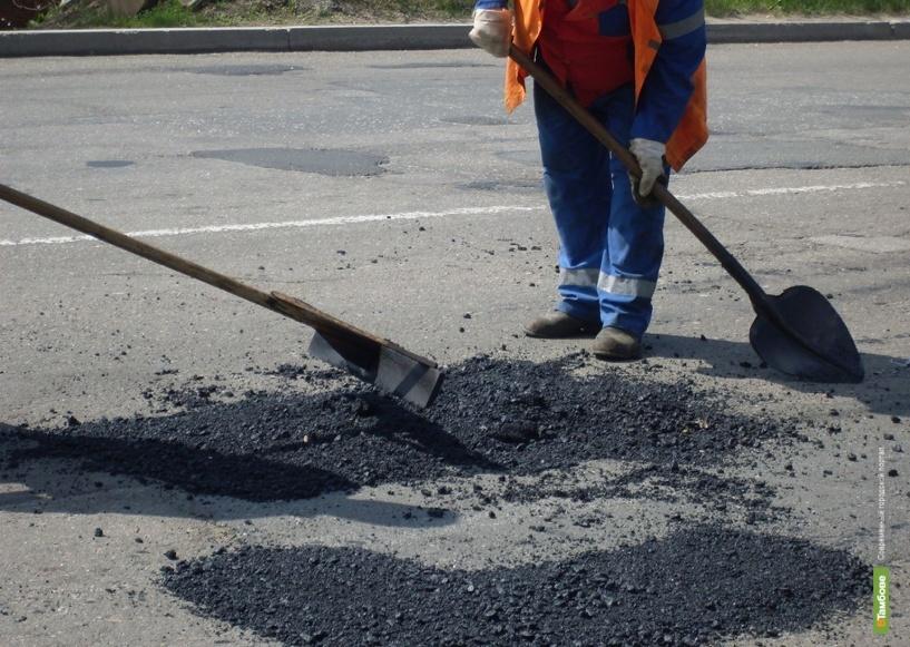 В Тамбове всё-таки отремонтируют две самые проблемные дороги