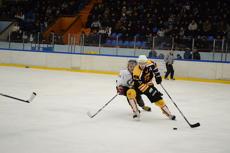 Тамбовские хоккеисты обыграли соперников из Электростали