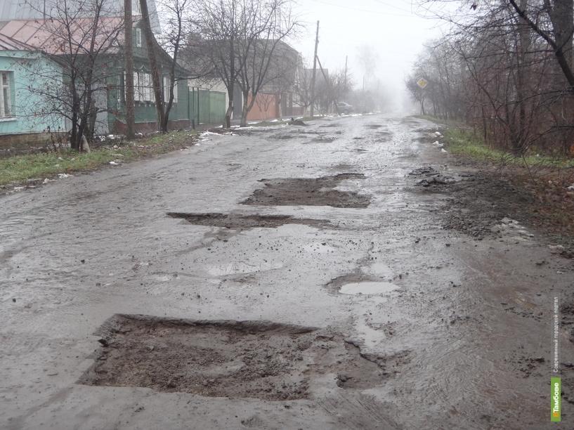 На Тамбовщине два села остались без транспортного сообщения