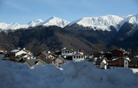 На «олимпийской» горнолыжной трассе в Сочи под лавиной погибли два человека