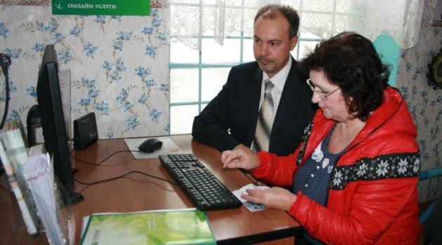 В тамбовских селах установят интернет-киоски
