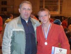 Тамбовский борец вернулся с чемпионата мира ни с чем