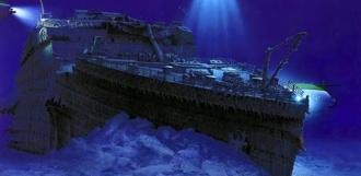 Для туристов организуют экскурсию к месту крушения «Титаника»