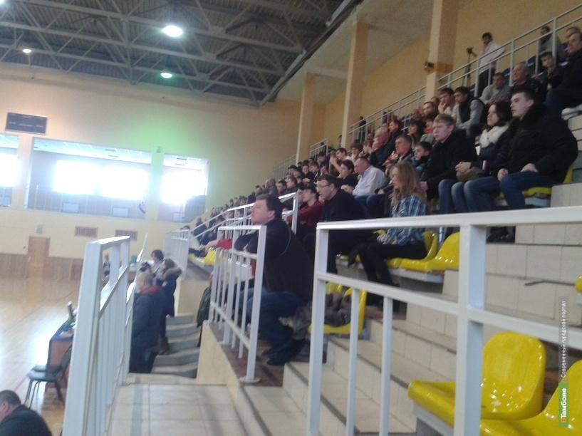 БК «Тамбов» не смогли выиграть обе встречи у «Динамо-МГТУ Майкоп»