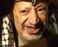 Палестинские власти эксгумируют останки Ясира Арафата