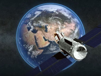 США запустили ракету с военным спутником