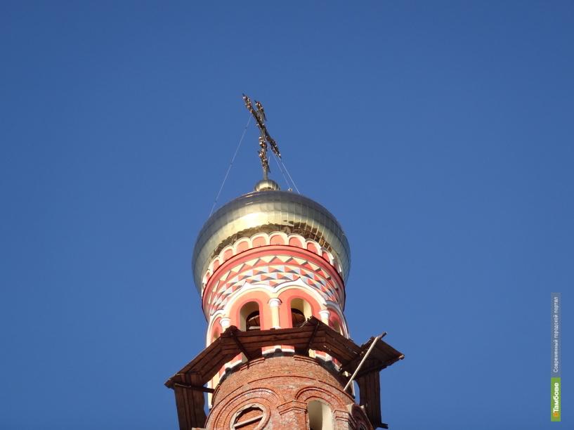 В Тамбове заложили новый храм