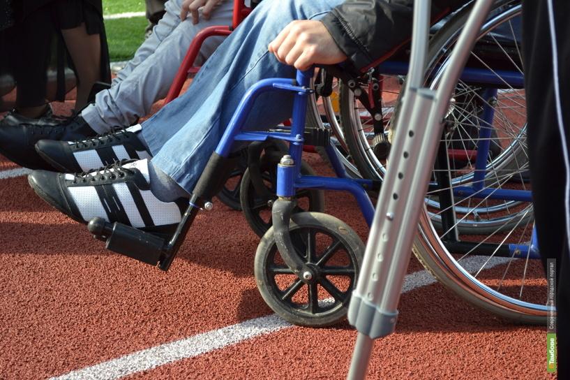 40 школ Тамбовщины адаптируют для обучения инвалидов