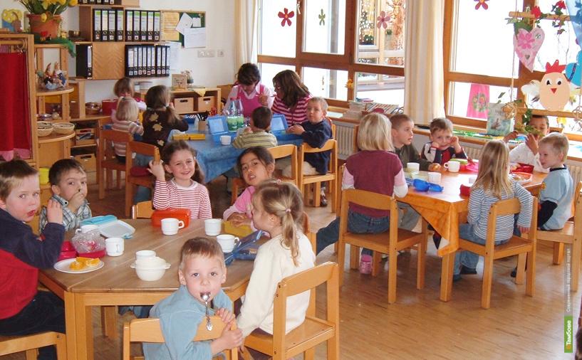 Воспитывать юных тамбовчан в детском саду стало дороже