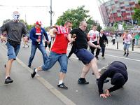 В Польше судят организаторов драки с болельщиками «Евро-2012» из России